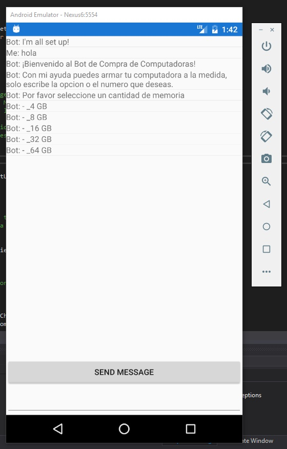 My First Bot with Microsoft Bot Framework in  NET and Xamarin
